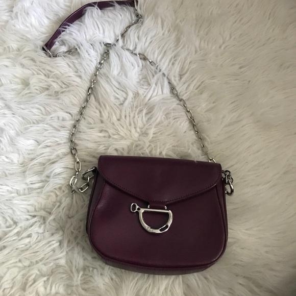 Ralph Lauren Handbags - Ralph Lauren Mini Chain CrossBody